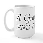 Grandmother and Proud Large Mug