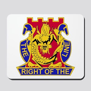 DUI - 2nd Bn - 14th Infantry Regt Mousepad