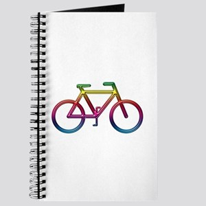"""Rainbow Bike"" Journal"