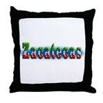Zacatecas 1a Throw Pillow