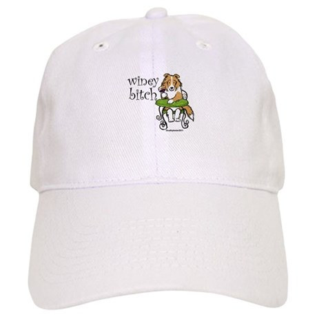 Winey Bitch Sheltie Cap