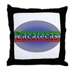 Zacatecas 1g Throw Pillow