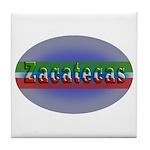 Zacatecas 1g Tile Coaster