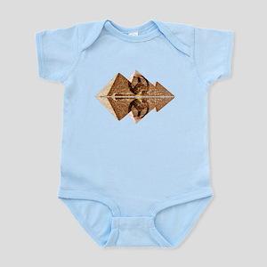 Pyramids Of Peace Infant Bodysuit