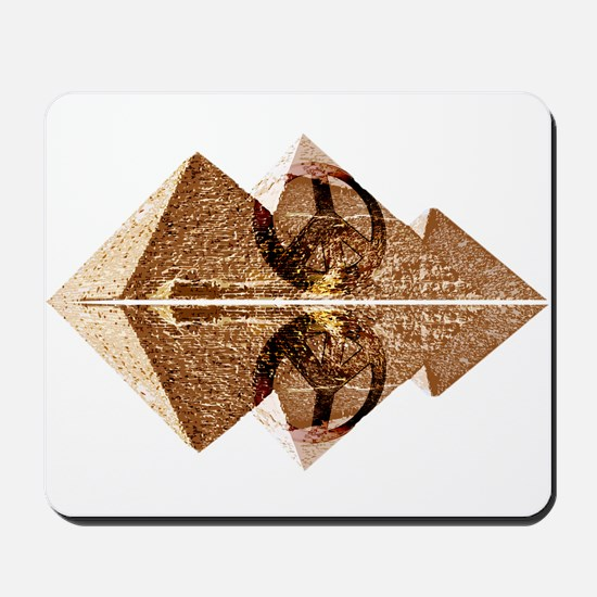 Pyramids Of Peace Mousepad