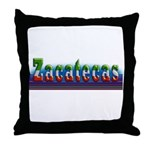 Zacatecas - 1b Throw Pillow