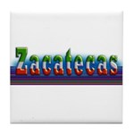 Zacatecas - 1b Tile Coaster