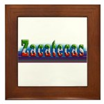 Zacatecas - 1b Framed Tile