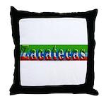 Zacatecas - 1d Throw Pillow