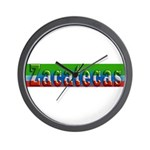 Zacatecas - 1d Wall Clock