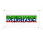 Zacatecas - 1d Banner