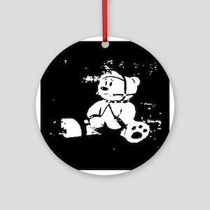 BONDAGE BEAR CUB_ Ornament (Round)