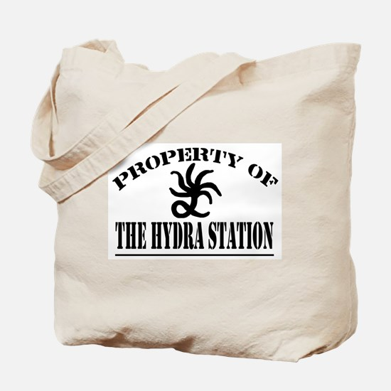 Property Of The Hydra Tote Bag