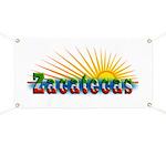 Zacatecas Sol Banner