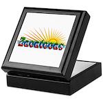 Zacatecas Sol Keepsake Box