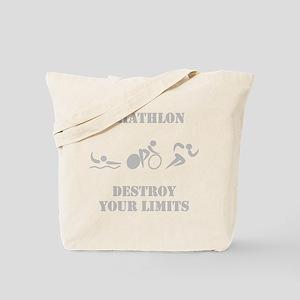 Destroy Your Limits! Tote Bag