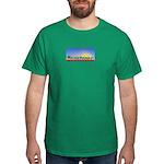 Cielo Azul de Zacatecas Dark T-Shirt