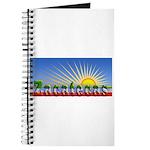 Cielo Azul de Zacatecas Journal