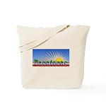 Cielo Azul de Zacatecas Tote Bag