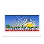 Cielo Azul de Zacatecas Postcards (Package of 8)