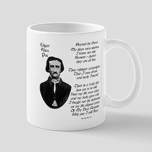 Edgar Alan Poe Mug