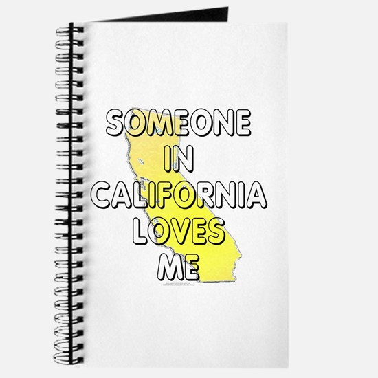 Someone in California Journal