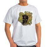 Tasmanian Devil Ash Grey T-Shirt