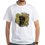 Tasmanian Devil White T-Shirt