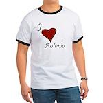 I love Antonio Ringer T