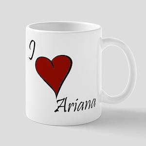 I love Ariana Mug