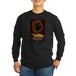Men's Long Sleeve Dark Hidden Colors T-Shirt