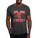 REAL MEN DEADLIFT! - Charcoal T-Shirt
