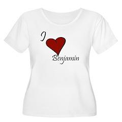 I love Benjamin T-Shirt