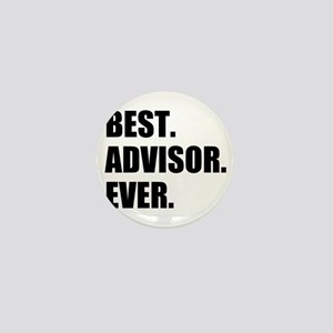 Best Advisor Ever Mini Button