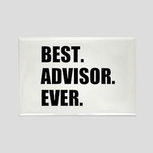 Best Advisor Ever Magnets