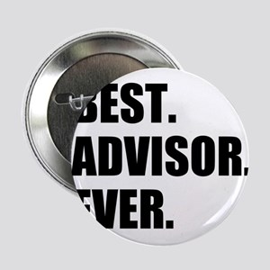 "Best Advisor Ever 2.25"" Button (10 pack)"