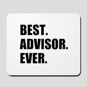 Best Advisor Ever Mousepad