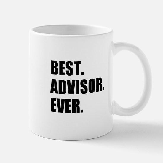 Best Advisor Ever Mugs