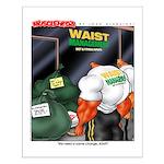 Waist - Small Poster
