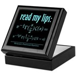 Riemann's Functional Equation Keepsake Box