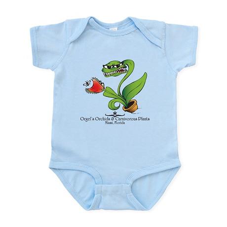 Orgel's Orchids Infant Bodysuit