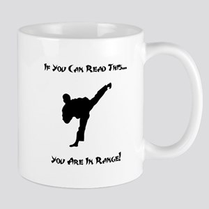 You Are In Range! Mug