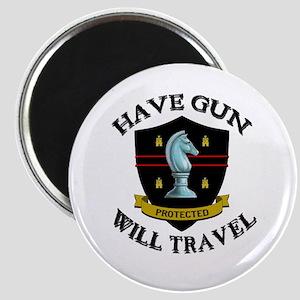 Have Gun Magnet