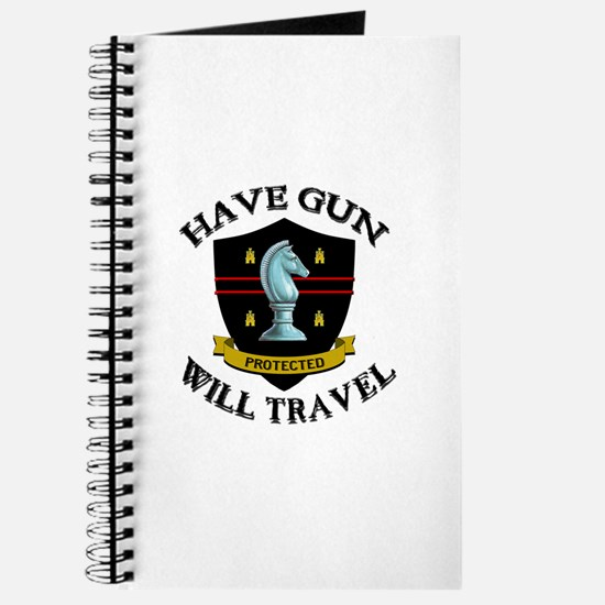 Have Gun Journal
