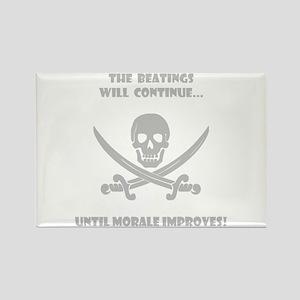 Morale Improvement! Rectangle Magnet