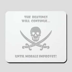 Morale Improvement! Mousepad