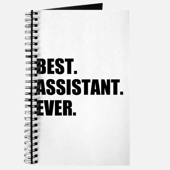 Best Assistant Ever Journal