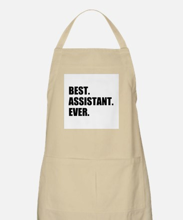 Best Assistant Ever Light Apron