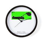 hgPod Wall Clock