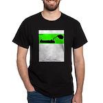 hgPod Black T-Shirt